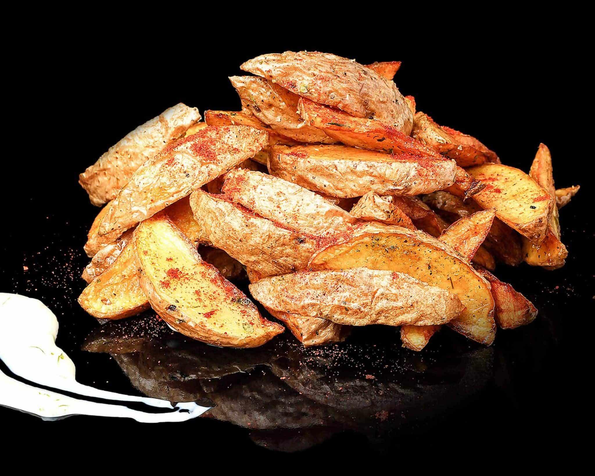 Картофель по креольски