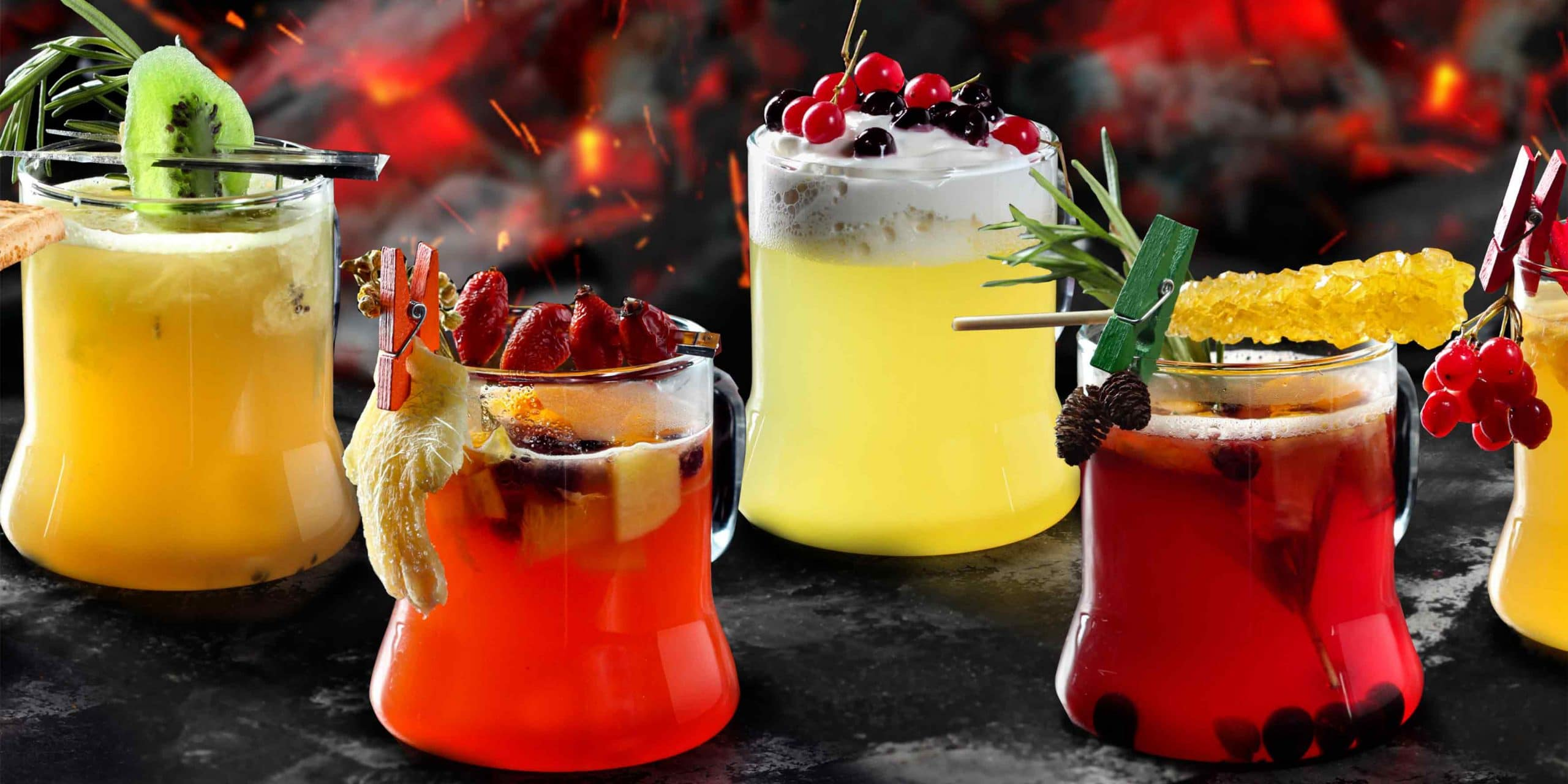 Согревающие коктейли