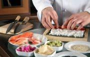 Приготування суші в домашніх умовах