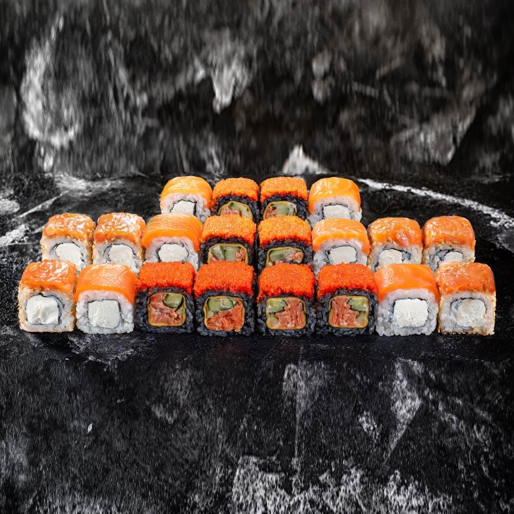 Сет Сочный лосось -40%