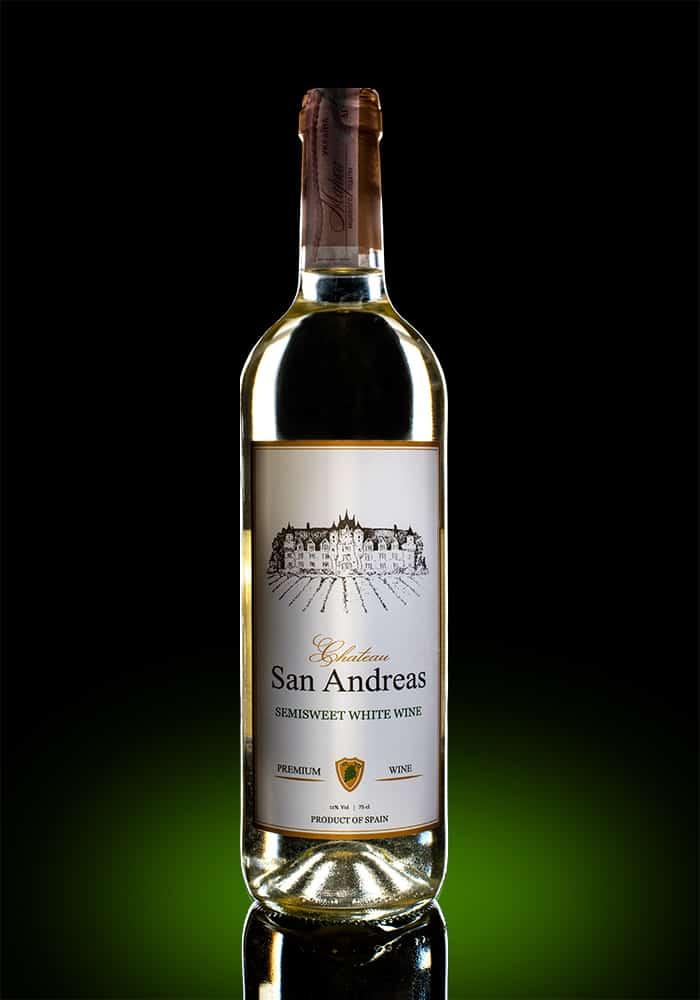 Вино Шато сан Андреас Совіньйон 0.75