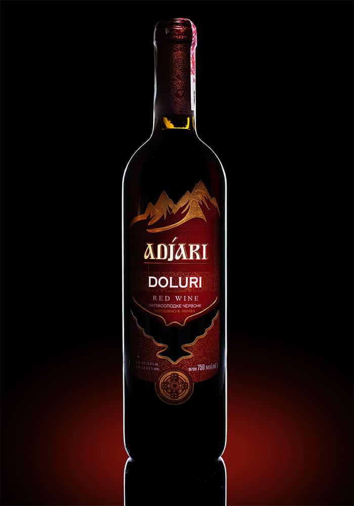 Вино Аджари Долури 0.75