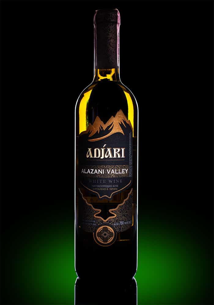 Вино Алазанська долина 0.75