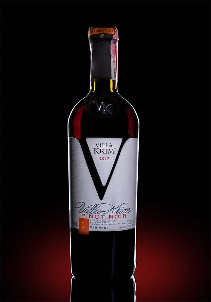 Вино Вілла Крим Піно Нуар 0.75