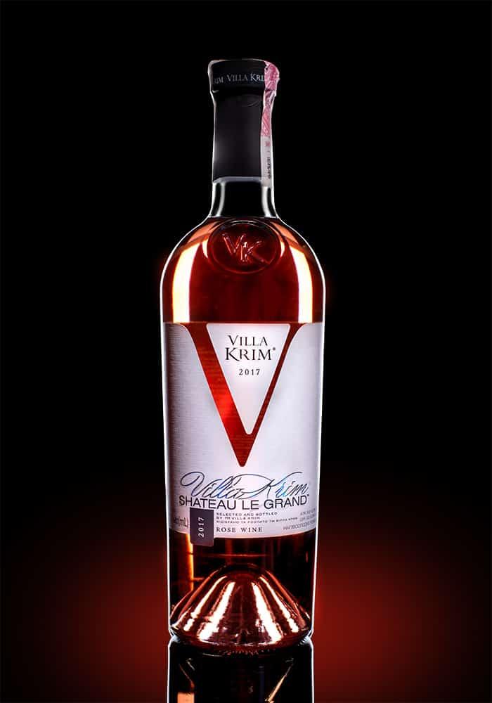 Вино Вілла Крим Шато ле Гранд 0.75